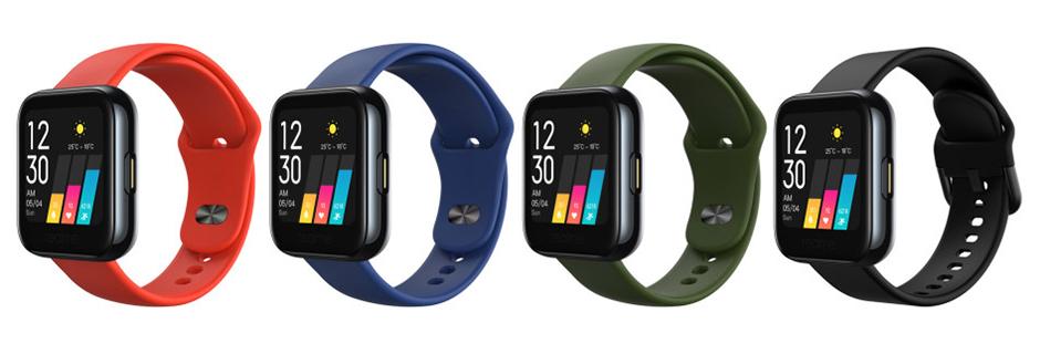 Realme Watch colores