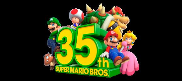 35 aniversario de Mario