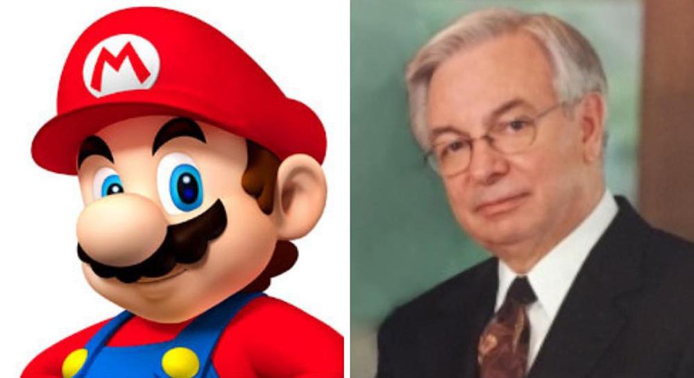 Mario y Mario Segale