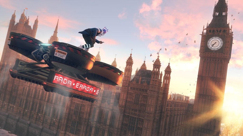 Watch Dogs: Legion - Hackers para salvar Londres