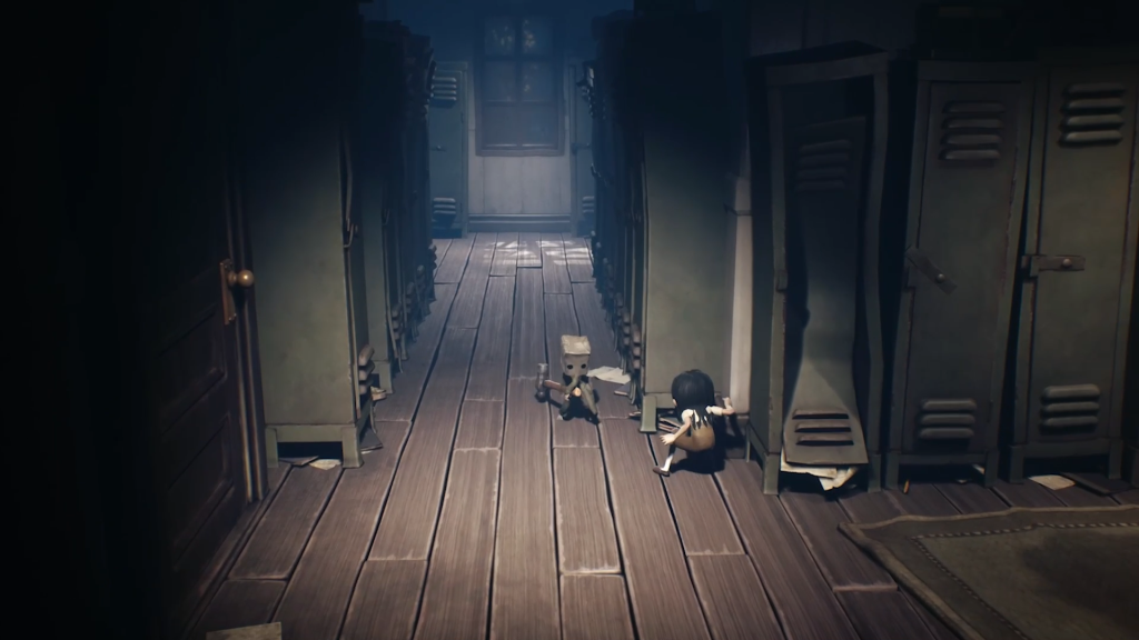Little Nightmares II, una acertada y terrorífica secuela